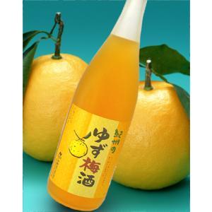 ゆず梅酒  1800ml|gosenya