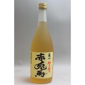 赤兎馬柚子梅酒720ml