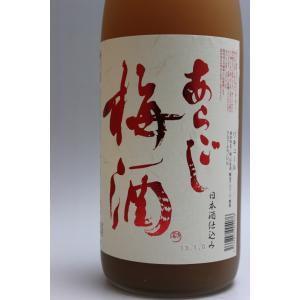 梅の宿の梅酒 あらごし  1800ml|gosenya