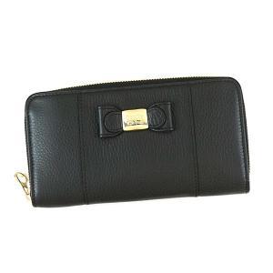 シーバイクロエ 9P7563 P89 長財布 ブラック|gosh