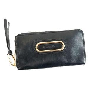 シーバイクロエ 9P7677 P264 長財布 ブラック|gosh