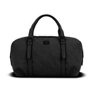 ロエベ ハンドバッグ CANELA35 31416H57 1100 NAPPA 1100 BLACK ブラック|gosh
