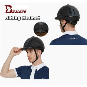 乗馬ヘルメット サイズ調整 インナー 付き 洗濯可 帽子 馬具 男女兼用 メンズ レディース 通気性 軽量 パソ乗馬用品 goshu-kiki