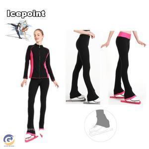 フィギュアスケート スケートウエア アイスフィギュアスケート 女子 アイススケート タイツレギンス ストレッチ ズボン フリース