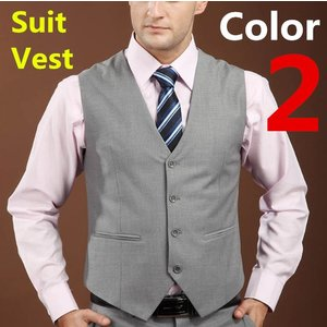 ベスト メンズ ジレベスト スーツベスト カジュアルベスト フォーマルベスト チョッキ 紳士服 ビジネス 結婚式 パーティー|goshu-kiki