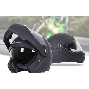 ジェットヘルメット バイク用品 メンズ レディース シールド付き