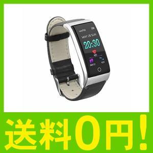 【健康管理】:血圧、24時間にリアルタイム心拍数、ECG心拍変動(HRV)。PPG脈波信号+ECG心...