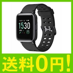 スマートウォッチ Yamay 2019 最新 万歩計 腕時計 スマートブレスレット 心拍計 活動量計 ストップウォッチ 1.3インチ TFT大画面 I goto-netshop
