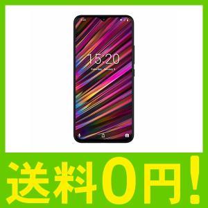 UMIDIGI F1 SIMフリースマートフォン Android 9.0 6.3インチ FHD+ 大...