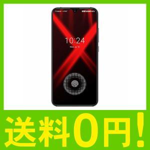 UMIDIGI X SIMフリースマートフォン 画面内蔵指紋センサー 6.35インチ 大画面 有機E...