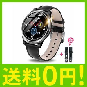 【2020革新デザイン】 itDEAL スマートウォッチ Bluetooth5.0 活動量計 歩数計...