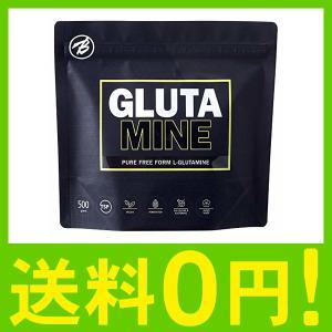 バルクスポーツ アミノ酸 グルタミン パウダー 500g(5,000mg x 100食分)
