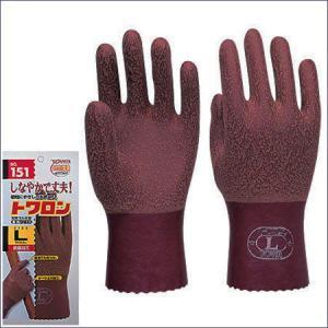 ゴム手袋 TOWA トワロン NO.151 S〜LLサイズ