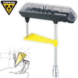 TOPEAK(トピーク)コンボトルク レンチ & ビット セット TOL23500/TPS-SP07|gottsu