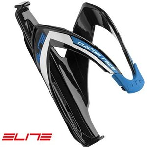 【在庫あり】ELITE(エリート)Custom Race ボトルケージ(ブラック/ブルー)2014