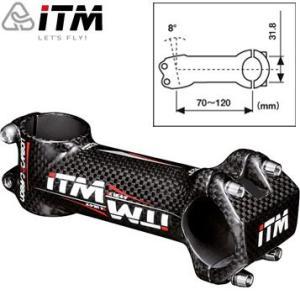 【在庫あり】【送料無料】ITM A-SPEEDRY ステム 31.8mm ±8|gottsu