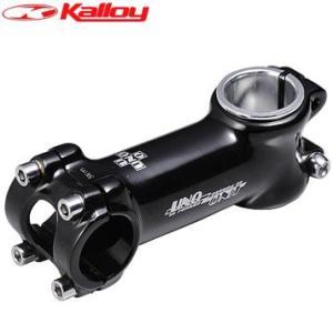 Kalloy(カロイ)AS-008 ロードステム (ブラック・φ26.0)|gottsu