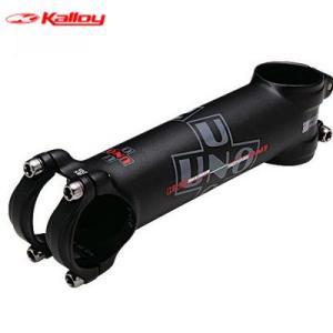 【あすつく】Kalloy(カロイ)ASA-105 軽量アヘッドステム (φ31.8) ブラック  ge1212|gottsu