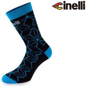 チネリ Cinelli BLUE ICE SOCKS ソックス|gottsu