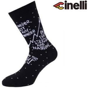 チネリ Cinelli CHASxCINELLI THE RIGHT FOOT SOCKS ソックス|gottsu