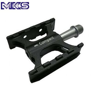 ミカシマ(MKS)Compact(コンパクト) ペダル (ブラック)|gottsu