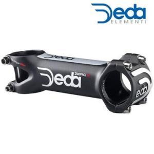 【在庫あり】Deda(デダ)ZERO 2/ ゼロ2 ステム BLK MAT 31.7mm 2014|gottsu