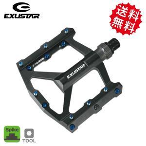 【あすつく】EXUSTAR エグザスター MTB/BMX/ダウンヒルペダル E-PB557  ge1212【送料無料】|gottsu