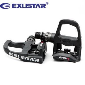 【あすつく】EXUSTAR エグザスターE-ER100PP ロードペダル Look KEO対応 クリート付属  ge1212|gottsu