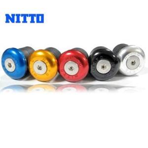 NITTO(日東)EC-02(φ22.2mm/17.0mm-15.5mm用)バーエンドキャップ