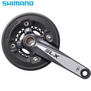 【送料無料】SHIMANO(シマノ) FC-M665 SLX クランクセット