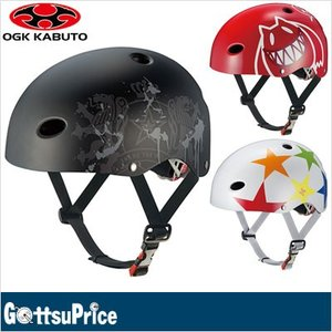 OGK オージーケー FR-KIDS 子供用ヘルメット gottsu