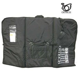 【在庫あり】オーストリッチ OS-500 トラベル輪行バッグ (ブラック)【送料無料】|gottsu