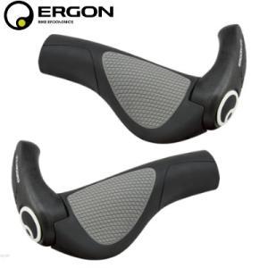 ERGON エルゴン GP2  ロング/ロング BLK/GRY グリップ gottsu