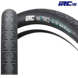 IRC(アイアールシー)メトロ HE26×1.50 タイヤ  (ブラック)|gottsu
