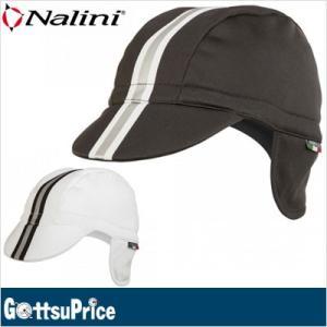【在庫処分】Nalini ナリーニ 耳付サイクルキャップ 020816|gottsu