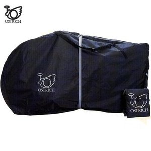 【在庫あり】【送料無料】OSTRICH(オーストリッチ)超速FIVE 輪行袋 ストロンガー(ブラック) Y-6817|gottsu