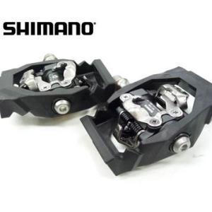 SHIMANO(シマノ) PD-T700 クリッカーペダル (クリート付) SPDペダル 自転車を楽...
