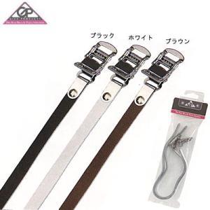 GIZA PRODUCTS(ギザプロダクツ) W-5 シングル レザー トーストラップ|gottsu