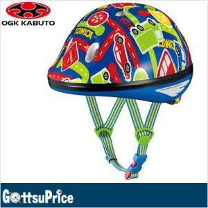 OGK オージーケー ピーチキッズ/PEACH KIDS TOMICA-02 子供用ヘルメット   ...