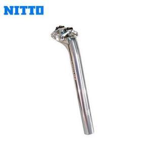 【在庫あり】NITTO(日東) S83 シートポスト (シルバー) 27.2/300mm|gottsu