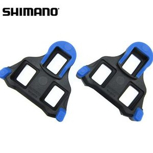 シマノ SM-SH12 SPD-SL用クリートセット(青) 中間モード Y40B98140 gottsu