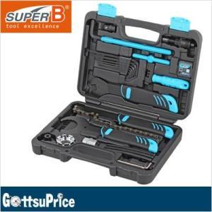 スーパーB SUPER B 95400 自転車工具セット gottsu