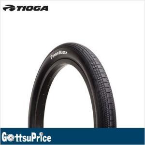 TIOGA(タイオガ) パワーブロック BMXタイヤ 24x1.60 (TIR19502)|gottsu