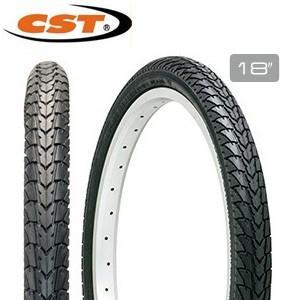 CST C-1446 (2本巻) 18x1.75 BLK タイヤ BLK TIS02500 gottsu