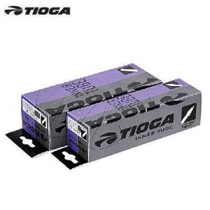 TIOGA(タイオガ) インナー チューブ ウルトラライト (フレンチ バルブ) 700x18〜25C 48mm TIT10900|gottsu