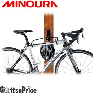 MINOURA(ミノウラ)バイクハンガー4R 壁面装着型展示ラック ロード用|gottsu