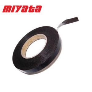 【在庫あり】MIYATA(ミヤタ)TTP-2 チューブラーテープ 16mm x 5m (1本入り) gottsu
