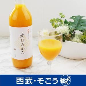ジュース みかん 和歌山 早和果樹園 有田みかん ストレート 飲むみかん3本セット