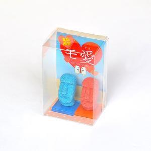 ペアモアイ25 30g×1セット モルタルマジック 砂 置物 オブジェ 砂像 他のメーカー商品との同梱不可 代引不可|gottuou-tottori