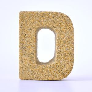 すなもじ 「D」 40g×1個 モルタルマジック 砂 置物 オブジェ 砂像 他のメーカー商品との同梱不可 代引不可|gottuou-tottori